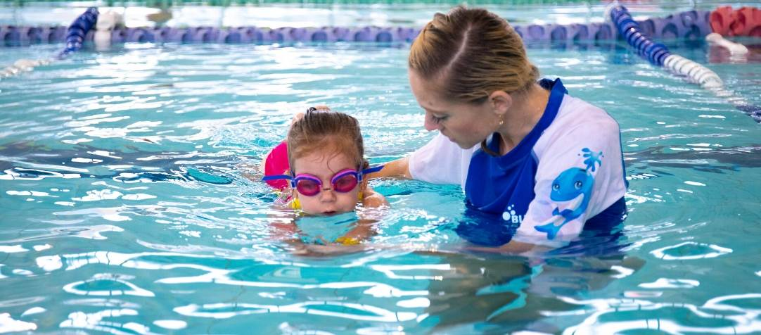 Book Into BlueFit Swimming at Lane Cove