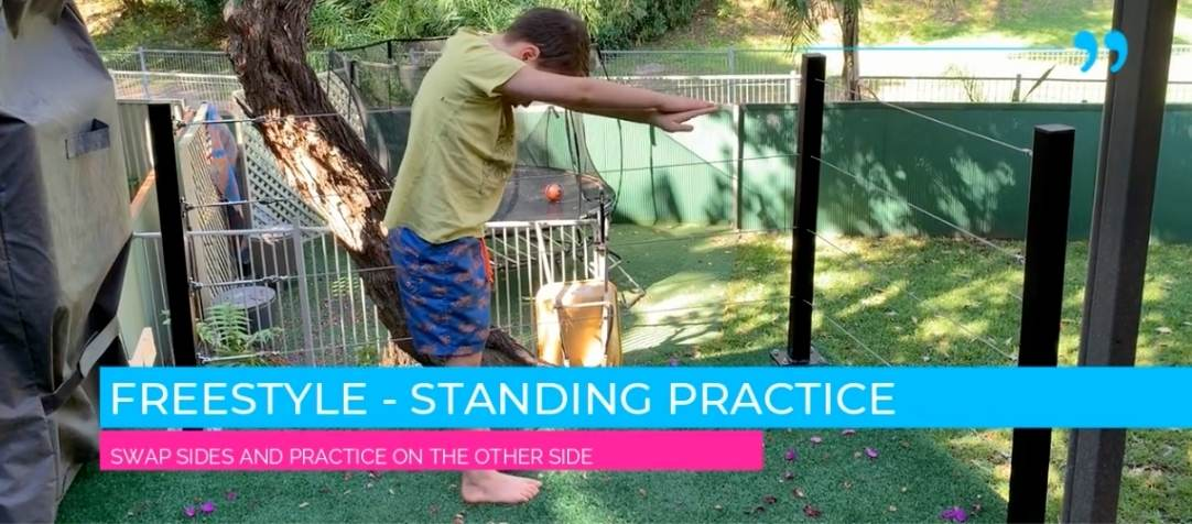 Three Swimming Lessons To Practice At Home: October 2020