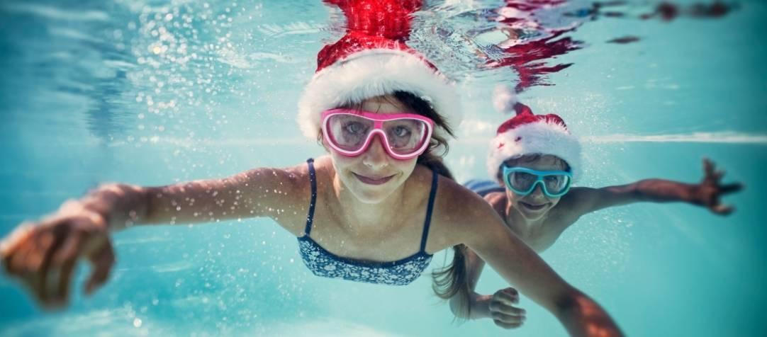 BlueFit Swimming Xmas Break 2020