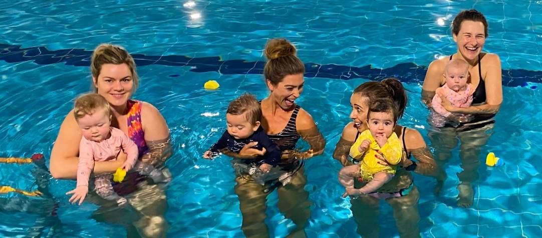 Swim School is Back!