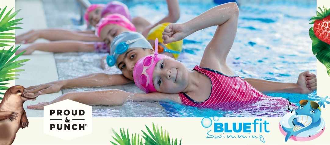 BlueFit Swimming's Swimmer Of The Month: Apr 2021