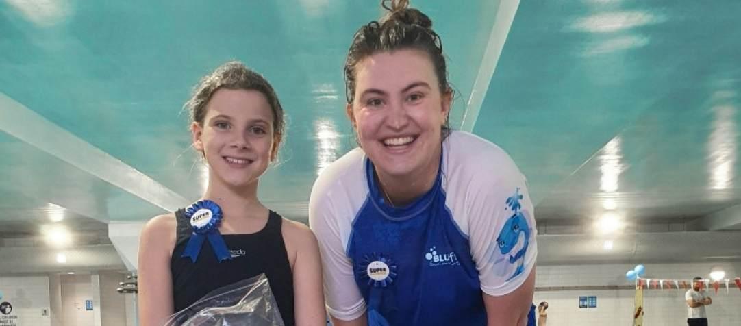 Bluey's Big Race - Swimming Carnival Recap