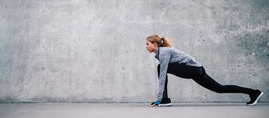 Stretches To Do Before & After Training